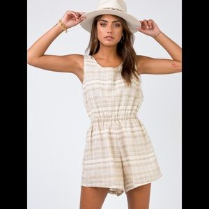 Crazy In Love Playsuit